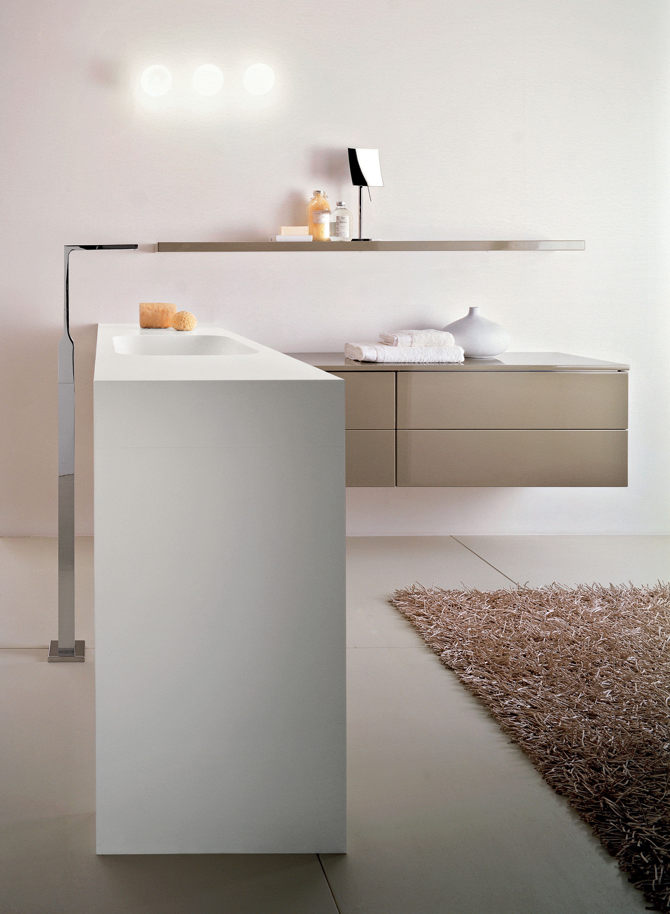 Lounge Slim - Progetto Bagno