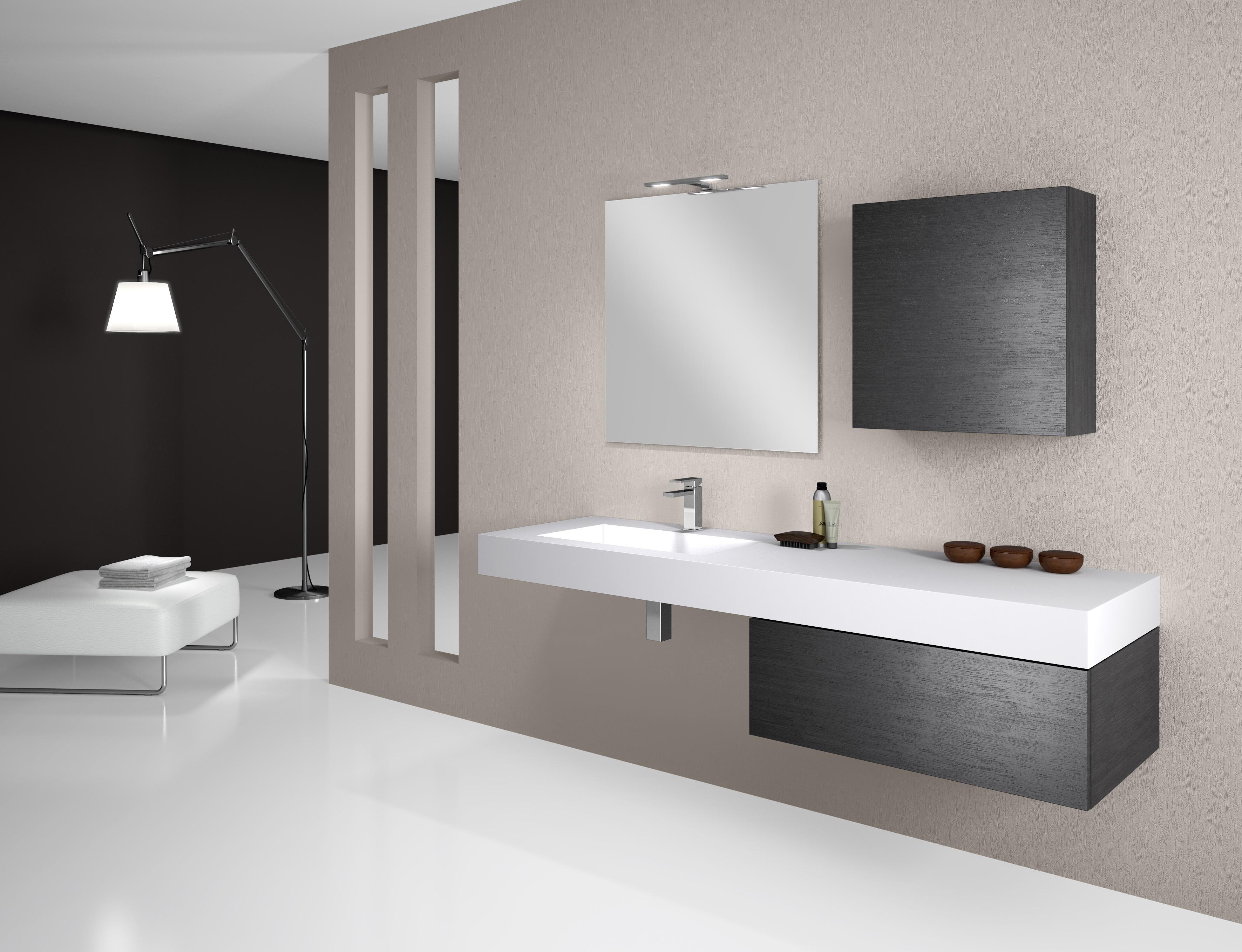 Bagno 2 X 2 iguazu - progetto bagno