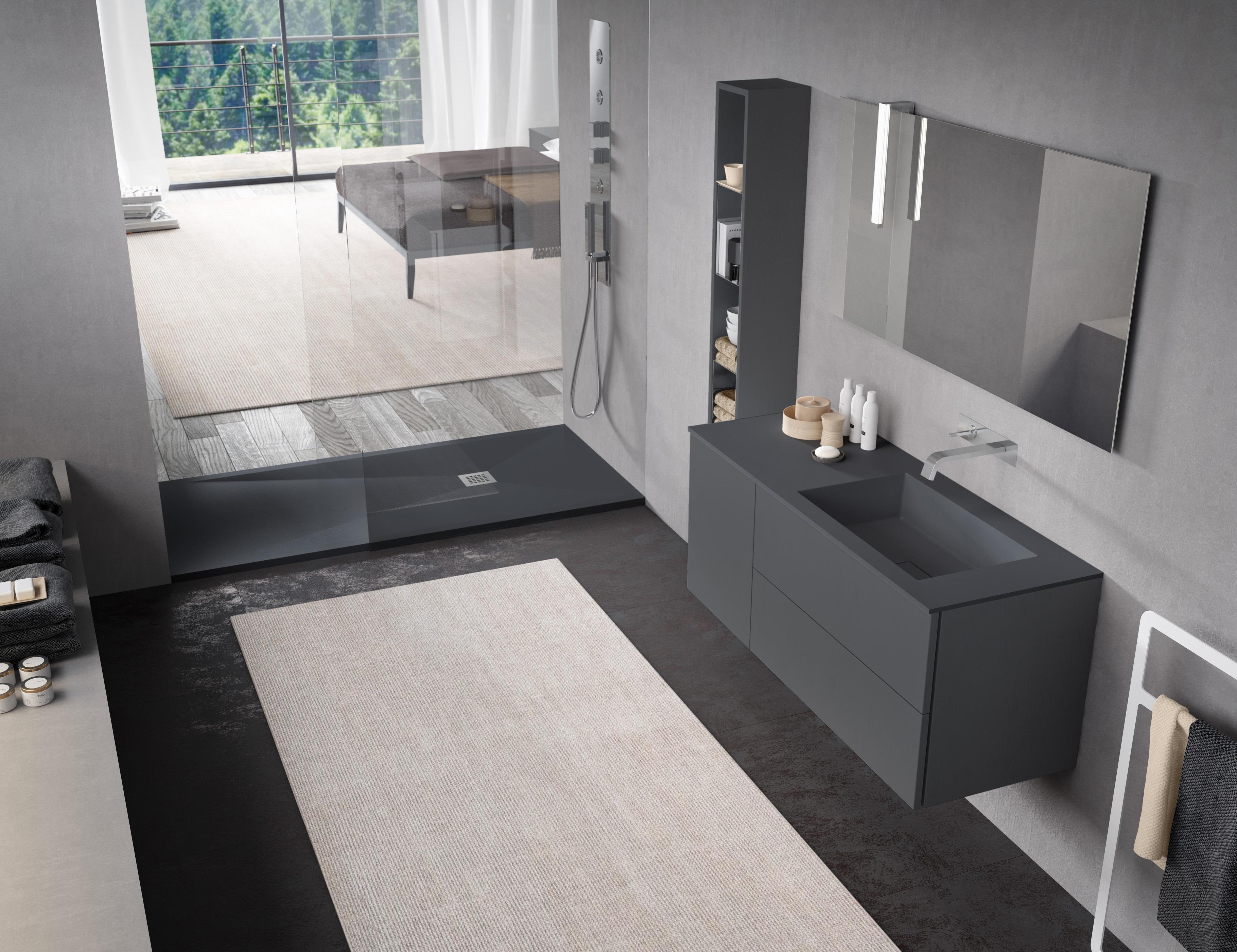 Rivestimenti Bagno In Ardesia : Lounge lam stone progetto bagno