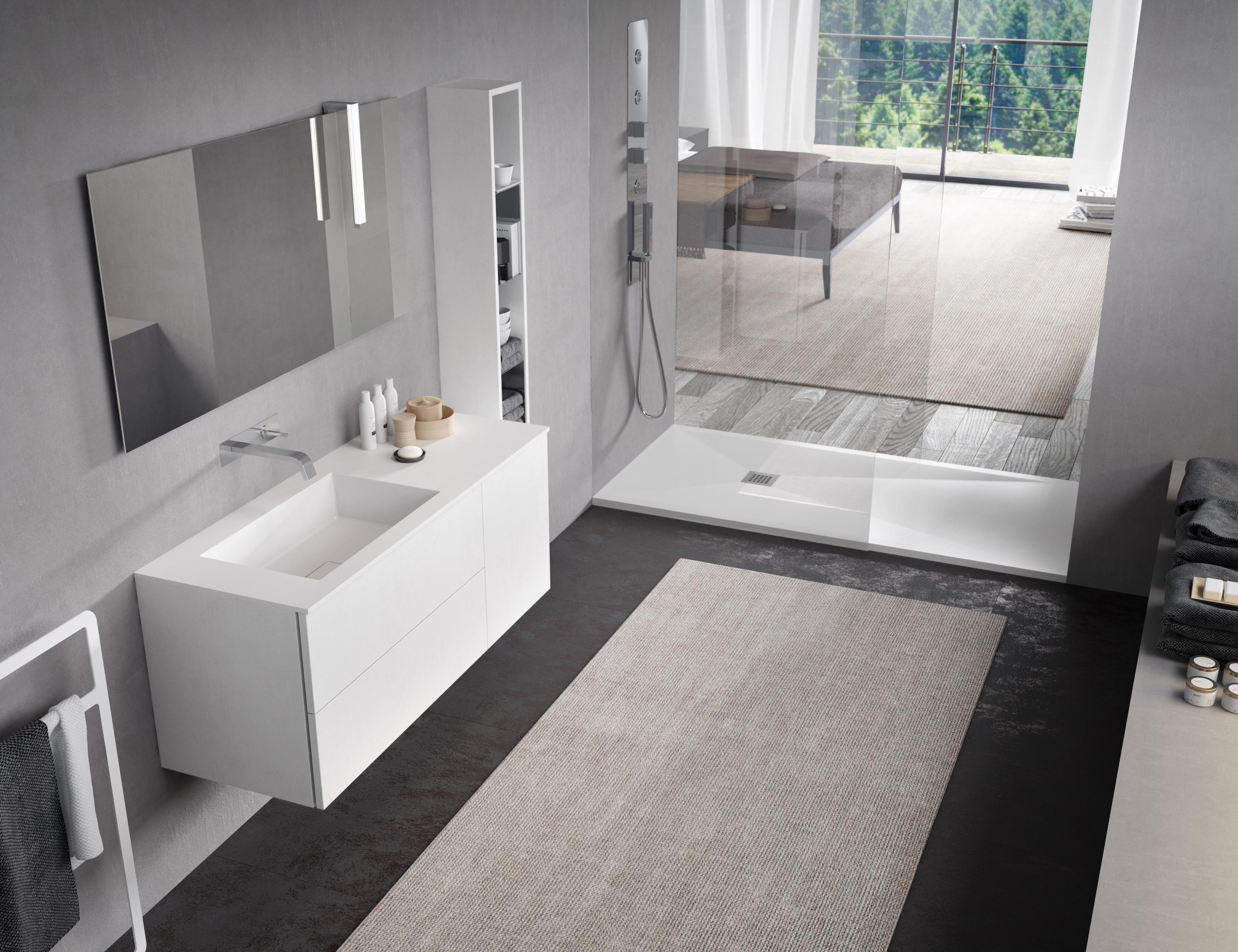 mobili bagno componibili ~ Comarg.com = Lussuoso Design del Bagno ...