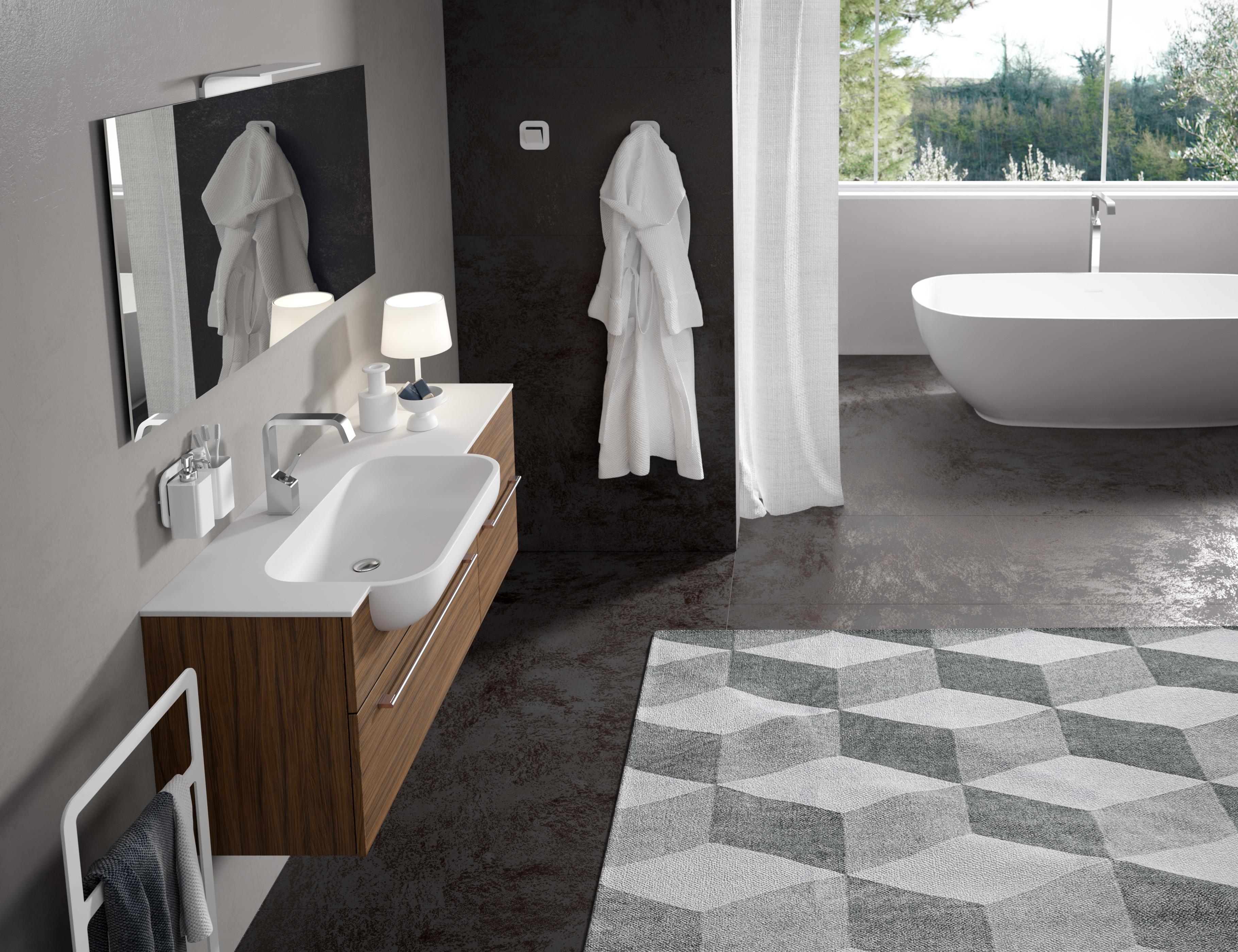 pavimenti in laminato rovere bianco: cucina: la voglio tutta